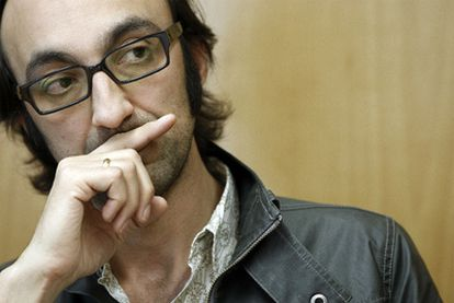 El escritor Agustín Fernández Mallo, en 2009.