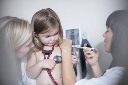 Las alergias causan la muerte de entre 100 y 200 niños estadounidenses al año.