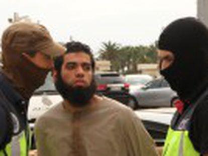 Los arrestados son ocho marroquíes y un español, el supuesto cabecilla. La operación de ambos países sigue abierta