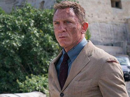 Daniel Craig como James Bond en 'Sin tiempo para morir'.  METRO GOLDWYN MAYER 06/03/2020