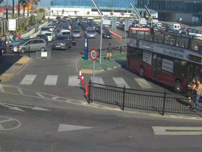 Las colas vuelven con fuerza a Gibraltar