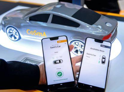 Una de las ventajas de las llaves digitales es que el dueño del vehículo puede ceder temporalmente a un tercero el acceso a su coche.