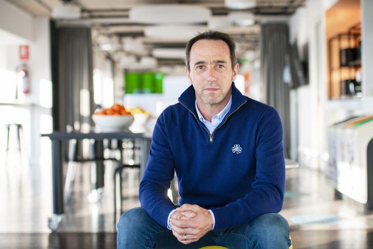 Marcos Galperin, fundador y CEO de Mercado Libre, en una foto de archivo.