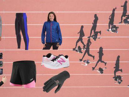 Que el frío no te pare: haz deporte en la calle con estas 15 prendas