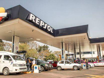 Repsol inaugura su primera gasolinera en la Ciudad de México
