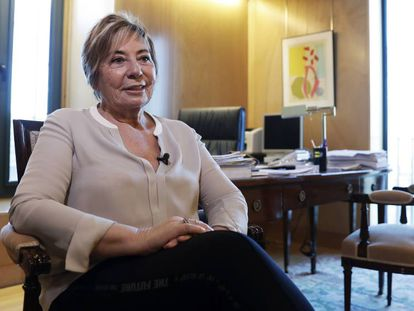 """Villalobos: """"Se me abren las carnes cuando oigo al secretario general de Vox"""""""