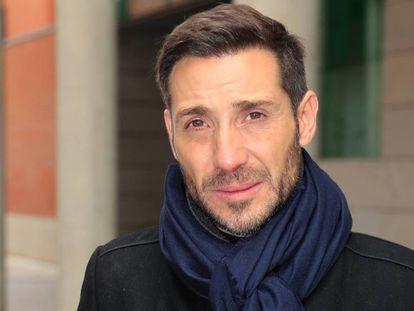 Antonio David Flores, en Alcobendas (Madrid),este miércoles.