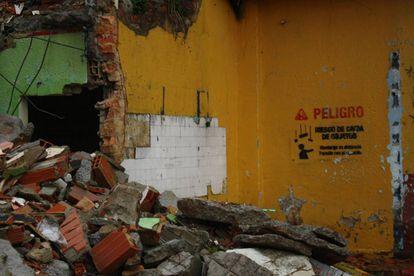 Una vez finalizadas las demoliciones, se procederá a la licitación de las obras para el nuevo complejo.