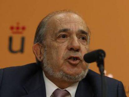 El gerente de la URJC anuncia posibles acciones judiciales ante estas acusaciones
