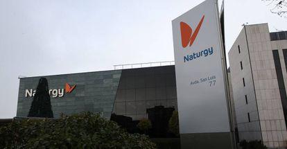 Edificio de Naturgy en Madrid.