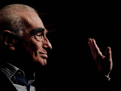 Martin Scorsese, en la presentación de 'El irlandés' en el Festival de Cine de Roma.