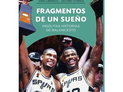 Portada deli libro 'Fragmentos de un sueño', de Iván Libreros y Jacobo Correa.