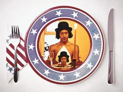Cartel de la película 'Alice's Restaurant', de Arlo Guthrie (1969).