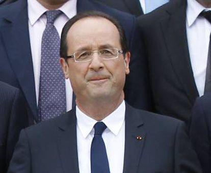 François Hollande, en 2014.