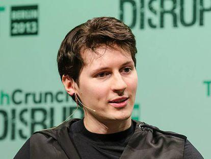 Pável Dúrov, fundador de Telegram.