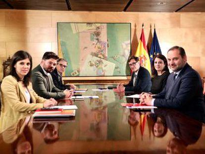 La Generalitat decidirá en los próximos días la clasificación de los condenados. Esquerra no tiene prisa y los socialistas reclaman que se respete la ley