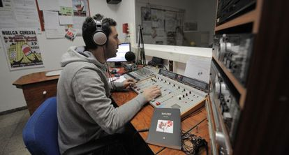 Una imatge de Ràdio Klara.