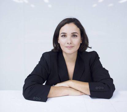 La nueva presidenta de Adolfo Domínguez, Adriana Domínguez.