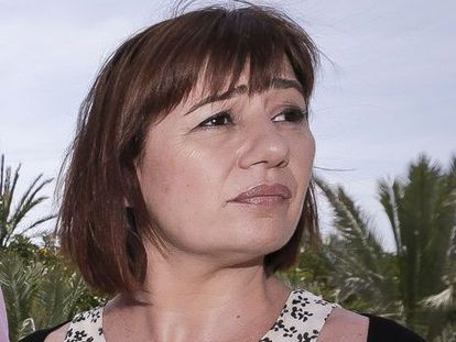 Francina Armengol será investida presidenta balear.