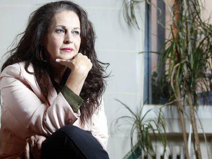 Carla Antonelli, en una imagen de archivo de 2019.