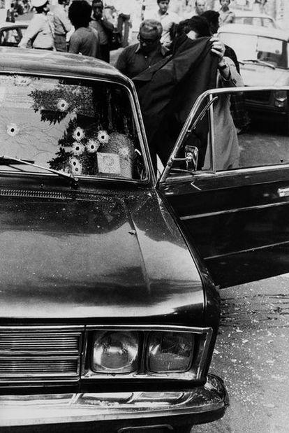 Asesinato del juez Vittorio Occorsio, en Roma (1976).