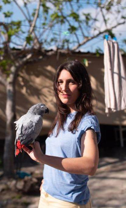 Lorena Alvarez, en una imagen de 2019