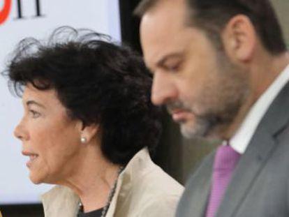El Ejecutivo habilitará  los mecanismos oportunos  para evitar que los restos de Franco se trasladen a La Almudena.