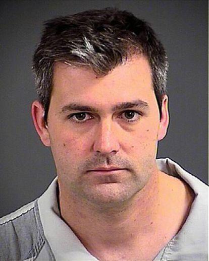 El agente de policía Michael T. Slager, de 33 años.