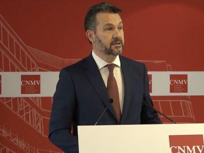 El nuevo presidente de la CNMV, Rodrigo Buenaventura.