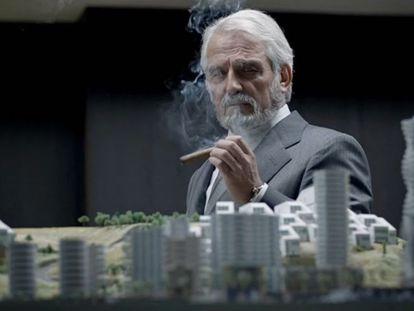 José Sancho protagoniza 'Crematorio'.