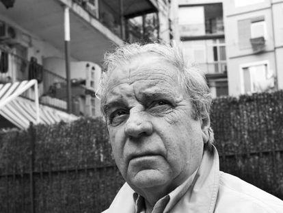 Juan Marsé, retratado en 2011.