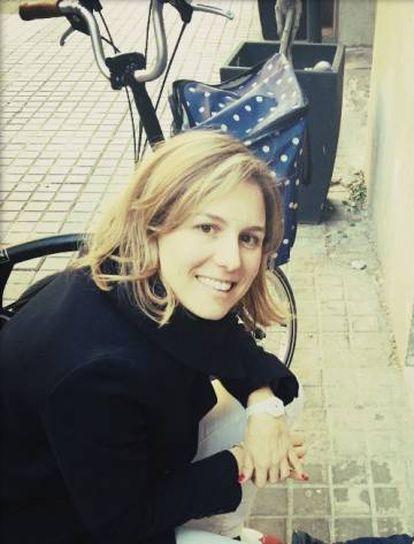 La agente literaria María Lynch.