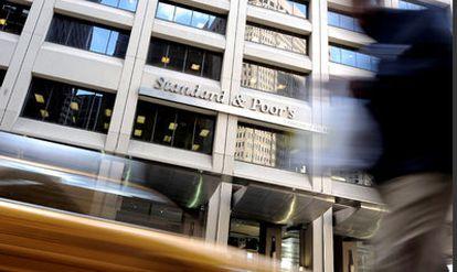 Imagen de una sede de Standard & Poors