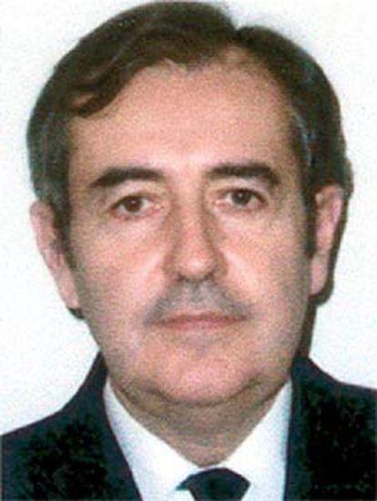 Imagen de archivo del capitán de navío Manuel Martín-Oar.