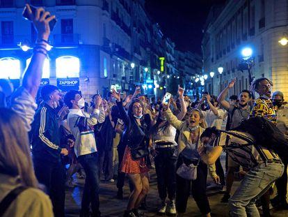 El fin del estado de alarma en España, en imágenes