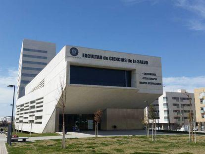 Campus de la Salud de Granada.