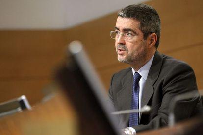 El secretario de Estado de Economía, Fernando Jiménez Latorre.