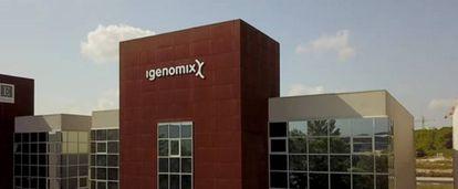 Edificio de Igenomix.