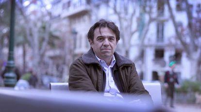 L'escriptor Martí Domínguez, que acaba de publicar la novel·la 'El fracassat'.