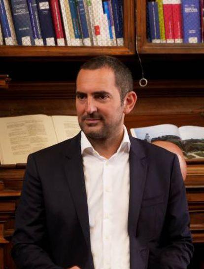 El ministro de Juventud y Deportes de Italia, Vincenzo Spadafora.