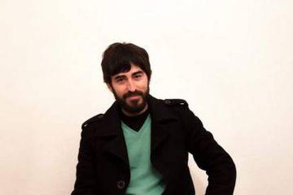Constantino Molina en la foto de perfil de su Facebook.