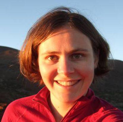 La astrónoma Michele Bannister.
