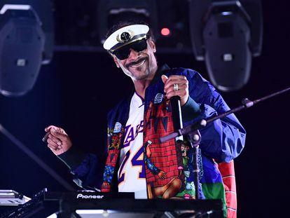 Snoop Dogg, en una imagen de octubre de 2020, en Ventura, California.