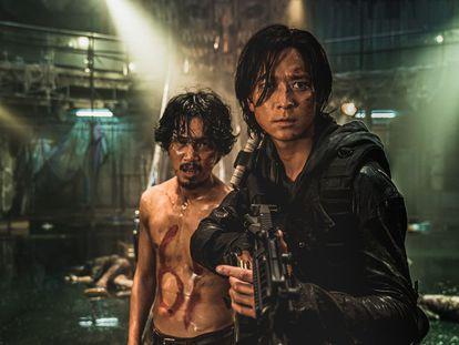 Imagen de la película 'Península'.
