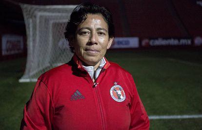 Marbella Ibarra, la creadora del proyecto de las Xolas