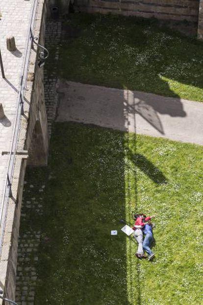 Los vecinos ya no tienen esa percepción de abandono, dejadez y descuido en relación a las malas hierbas.