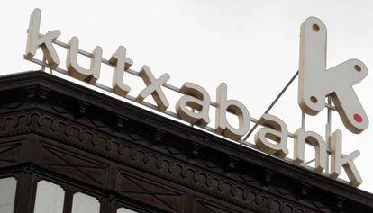 Sede de Kutxabank, en Bilbao.