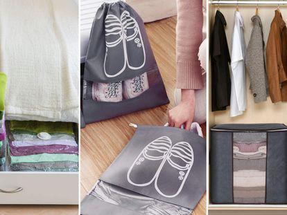 Los productos que necesitas para hacer un cambio de armario en condiciones antes de que llegue el verano.