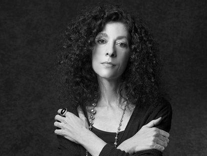 La periodista argentina Leila Guerriero.