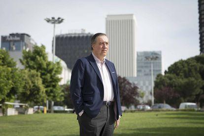 Carlos Rodríguez, emprendedor de 53 años.